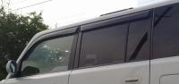 Дефлекторы окон (ветровики) для Toyota BB I (2000-2005)/Scion XB (2003-2007)/Great Wall Cool Bear (2009-... г.в.)