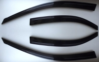 Дефлекторы окон (ветровики) для Ford Mondeo IV (2007-... г.в.) седан