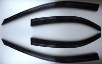 Дефлекторы окон (ветровики) для Mercedes-Benz S Class (1991-1998 г.в.) седан удлинённый