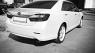Дефлекторы окон (ветровики) для Toyota Camry VII (2011-... г.в.)