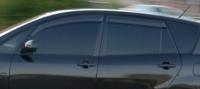 Дефлекторы окон (ветровики) для Toyota Corolla Spacio (1997-2001)