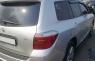 Дефлекторы окон (ветровики) для Toyota Highlander II (2008-... г.в.)