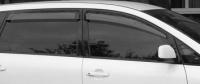 Дефлекторы окон (ветровики) для Toyota Ipsum / Avensis Verso (2001-2009)