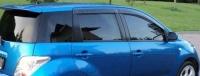 Дефлекторы окон (ветровики) для Toyota Ist (2002-... г.в.) / Great Wall Florid (2009-... г.в.)