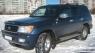Дефлекторы окон (ветровики) для Toyota Land Cruiser 100 (1998-2007)