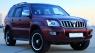 Дефлекторы окон (ветровики) для Toyota Land Cruiser Prado 120 (2003-2008)