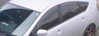 Дефлекторы окон (ветровики) для Toyota Prius II (2004-2008)
