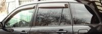 Дефлекторы окон (ветровики) для Toyota RAV4 II (2000-2005)