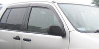 Дефлекторы окон (ветровики) для Toyota Raum (1997-2003; 2003-... г.в.)