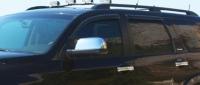 Дефлекторы окон (ветровики) для Toyota Sequoia II (2008-... г.в.)