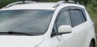Дефлекторы окон (ветровики) для Toyota Verso I\II (2009-... г.в. 2013...г.в.)