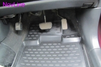 Коврики в салон для Toyota BB 2000-2005 г.в.