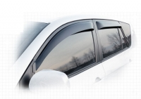 Дефлекторы окон (ветровики) для Toyota RAV4 III (2006-2009; 2009-2012)