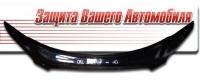 Дефлектор капота на Toyota RAV4 (2009 г.в.) шелкография