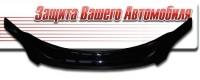 Дефлектор капота на Toyota RAV4 (2010 г.в.) шелкография