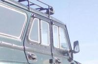 Дефлекторы окон (ветровики) для UAZ Hunter 3151 (2003-... г.в.)