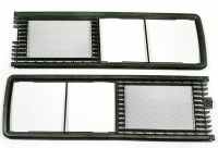 Решетка радиатора на ВАЗ 2106 (арт. 33158)