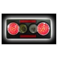 Фонари задние для ВАЗ 2107/2105/2106 (PS7648)