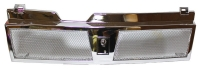 Решетка радиатора на ВАЗ 2109 (арт. 40098)