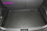 Коврик в багажник для KIA Venga 2009-...г.в. хэтчбек нижний