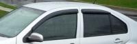 Дефлекторы окон (ветровики) для Volkswagen Bora / Jetta IV (1998-2005) седан