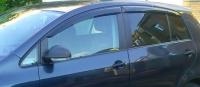 Дефлекторы окон (ветровики) для Volkswagen Golf Plus (2004-...г.в.)