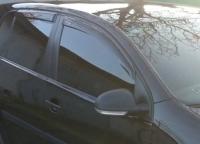 Дефлекторы окон (ветровики) для Volkswagen Golf V (2003-2009)