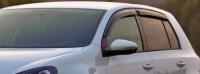 Дефлекторы окон (ветровики) для Volkswagen Golf VI (2009-...г.в.)