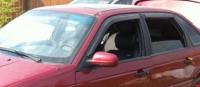 Дефлекторы окон (ветровики) для Volkswagen Passat B3/B4