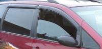 Дефлекторы окон (ветровики) для Volkswagen Sharan I (1995-2010)