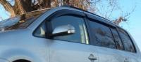 Дефлекторы окон (ветровики) для Volkswagen Touran (2003-2010)