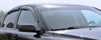 Дефлекторы окон (ветровики) для Volvo S80 I (1998-2005 г.в.) седан