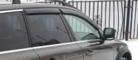 Дефлекторы окон (ветровики) для Volvo XC70 (V70) III (2007-... г.в.)