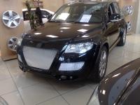 Бампер передний IKKI для Volkswagen Touareg 2006-2010 г.в.