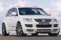 Аэродинамический обвес Je Design facelift для Volkswagen Touareg 2007-2010 г.в.