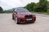 Аэродинамический обвес Lumma CLR X 650 для для BMW X6 E71