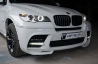 Бампер передний Perfomance + для BMW X6 E71