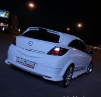 Спойлер Irmsher для Opel Astra H - GTC 2004-2010 г.в.