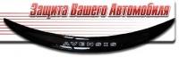 Дефлектор капота (мухобойка) на Toyota Avensis III 2009-...г.в.