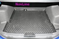 Коврик в багажник для Chevrolet Aveo II 2011-...г.в. седан