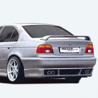 Накладка на бампер задний Rieger для BMW-5 серии E-39 1995-2003 г.в. седан