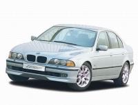 Накладка на бампер передний Zender для BMW-5 серии E-39 1995-2000 г.в. (до рестайл.) седан