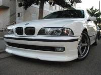 Накладка на бампер передний Hamann Competition для BMW-5 серии E-39 1995-2000 г.в. (до рестайл.) седан
