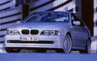 Накладка на бампер передний Alpina для BMW-5 серии E-39 до 2000 г.в. седан