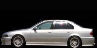 Накладки на пороги (внешние) Seidl для BMW-5 серии E-39 1995-2003 г.в. седан