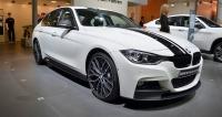 Аэродинамический обвес Perfomance для BMW-3 серии F30 2010-...г.в.