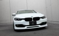 Накладка на передний бампер для BMW-3 серии F30 2010-...г.в.