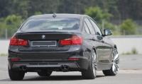 Накладка на задний бампер для BMW-3 серии F30 2010-...г.в.