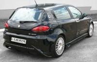 Аэродинамический обвес Samurai для Alfa Romeo 147