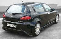 Бампер задний Samurai на Alfa Romeo 147